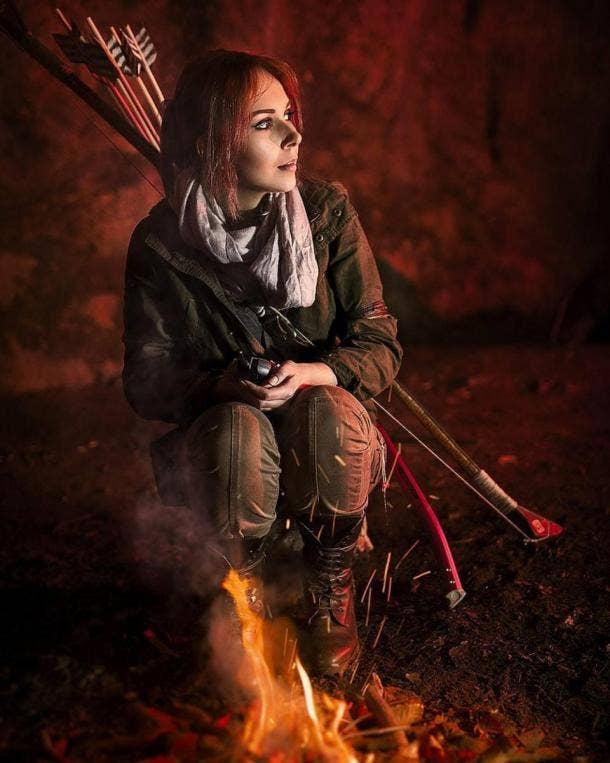 lara croft costume