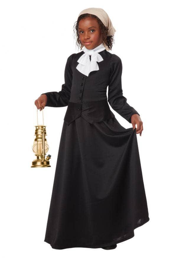 Harriet Tubman Girl halloween Costume