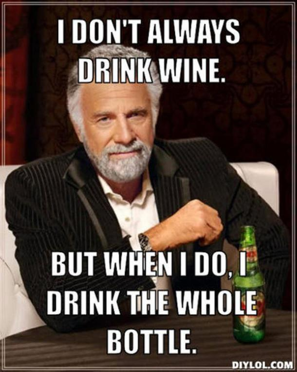 45 Funny Wine Memes To Celebrate National Wine & Cheese Day | YourTango