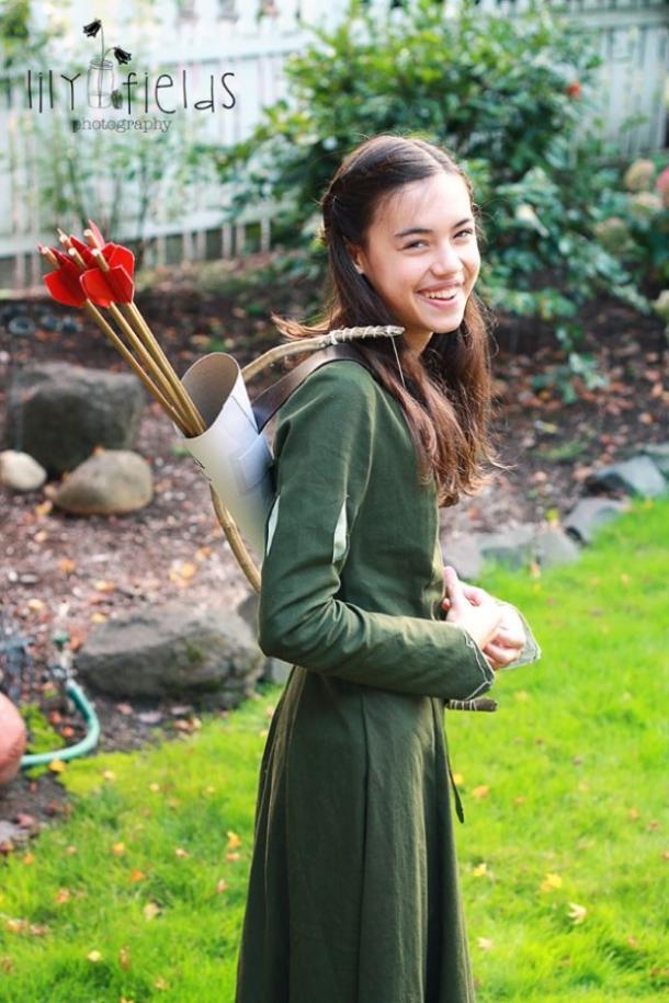 The Chronicles of Narnia Halloween costume