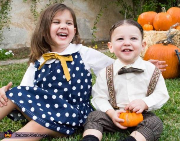 The Little Rascals costumes for kids