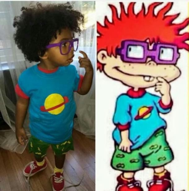 RUGRATS costume for kids