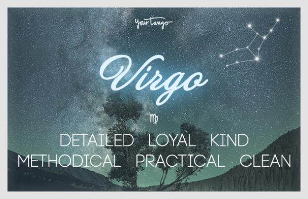How A Virgo Zodiac Sign Shows That They Love You, Per
