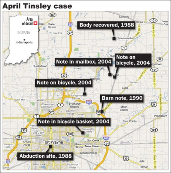 What Happened To April Tinsley Murder? Updates, Details, Pictures