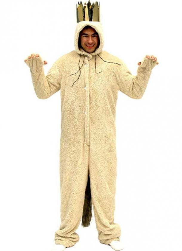Max Halloween costume for Gemini