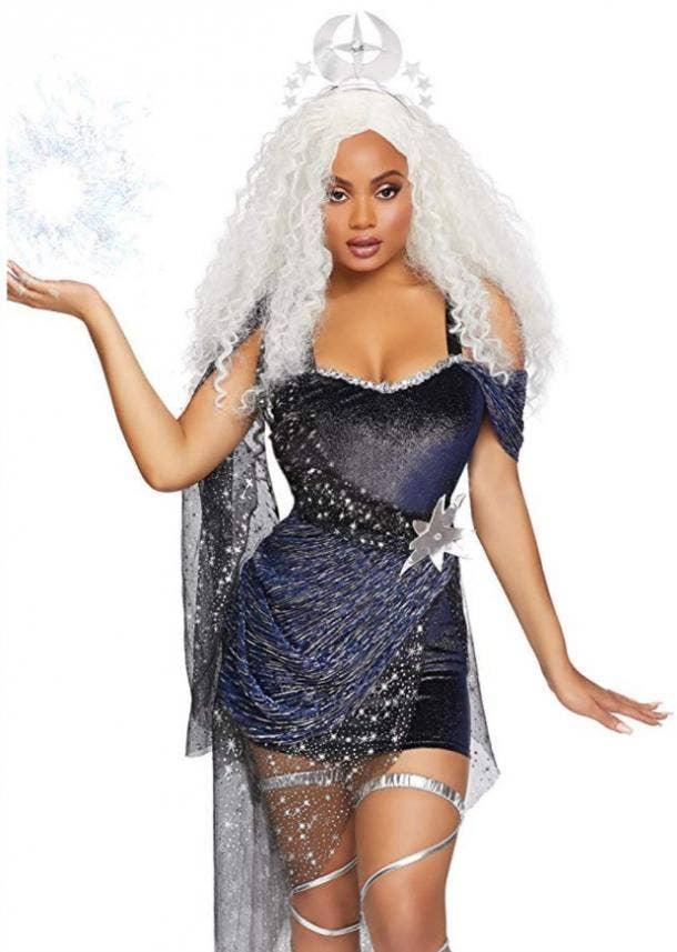Moon Goddess Halloween Costume