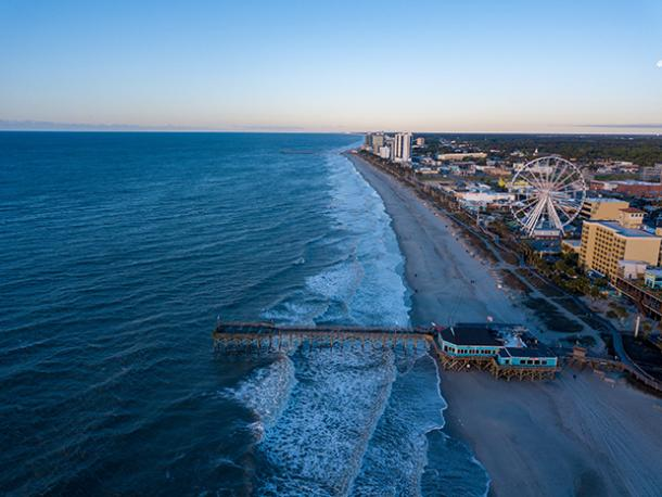 Myrtle Beach South Carolina 10 Best Summer Road Trip United States Travel Destinations For Families