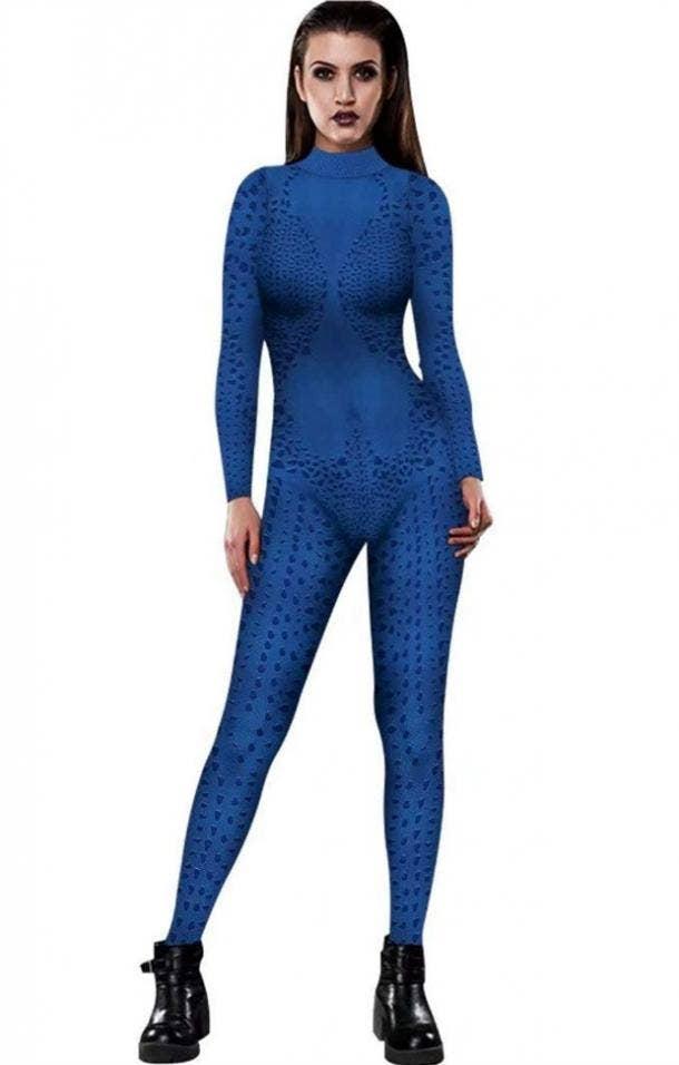 Mystique Halloween costume for Scorpio