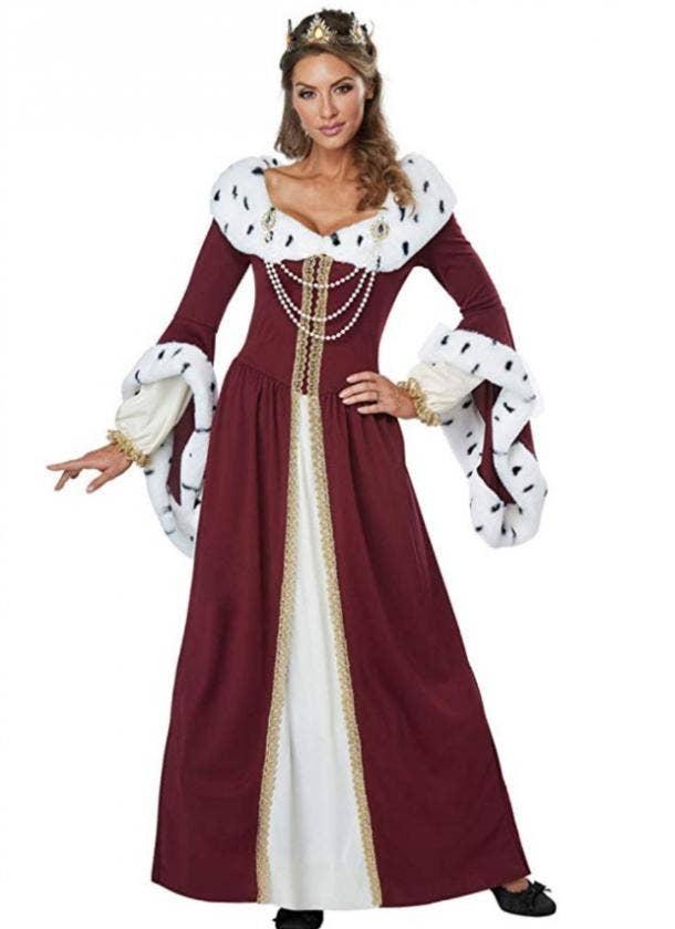 Queen Halloween costume for Capricorn