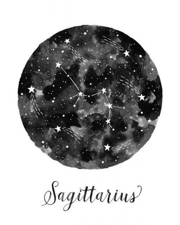 SAGITTARIUS (November 22 - December 21)