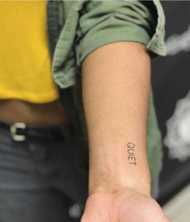small meaningful tattoo ideas
