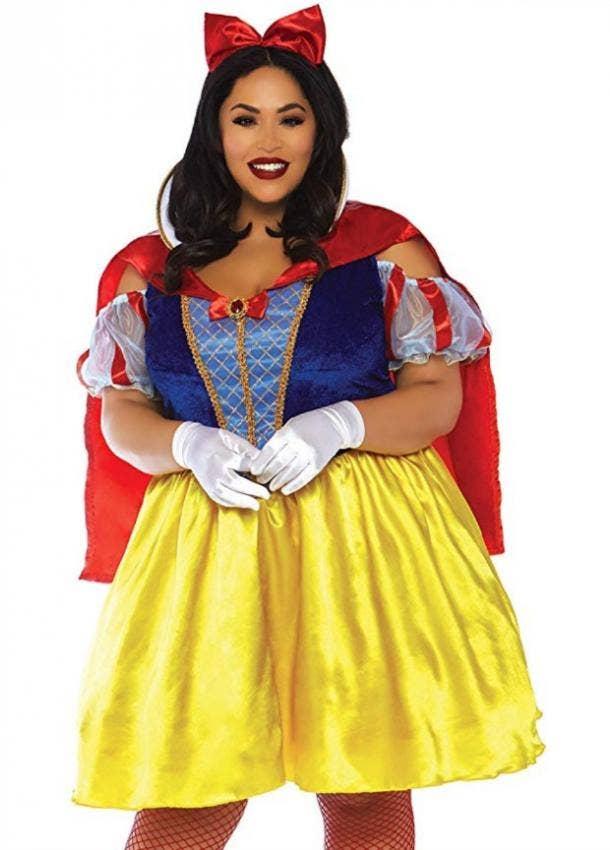 Snow White Halloween costume for Libra