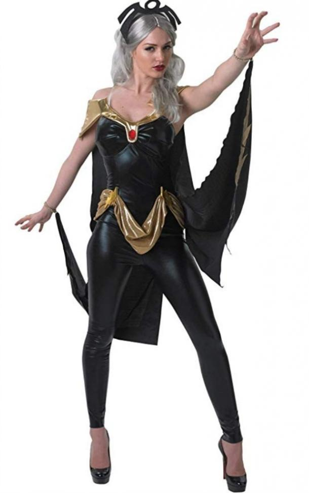 Storm Halloween costume for Cancer