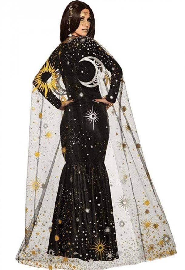 Sun, Moon, Stars Halloween Costume