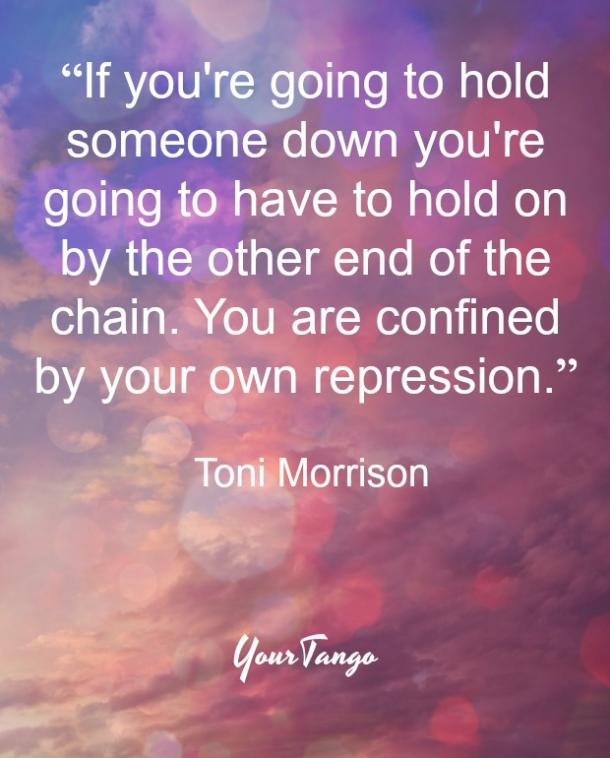 Toni Morrison quote on racism