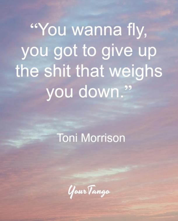 Toni Morrison quote from Song Of Solomon