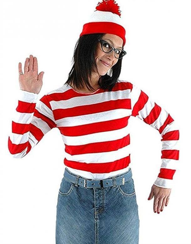 Where's Waldo Halloween costume for Sagittarius