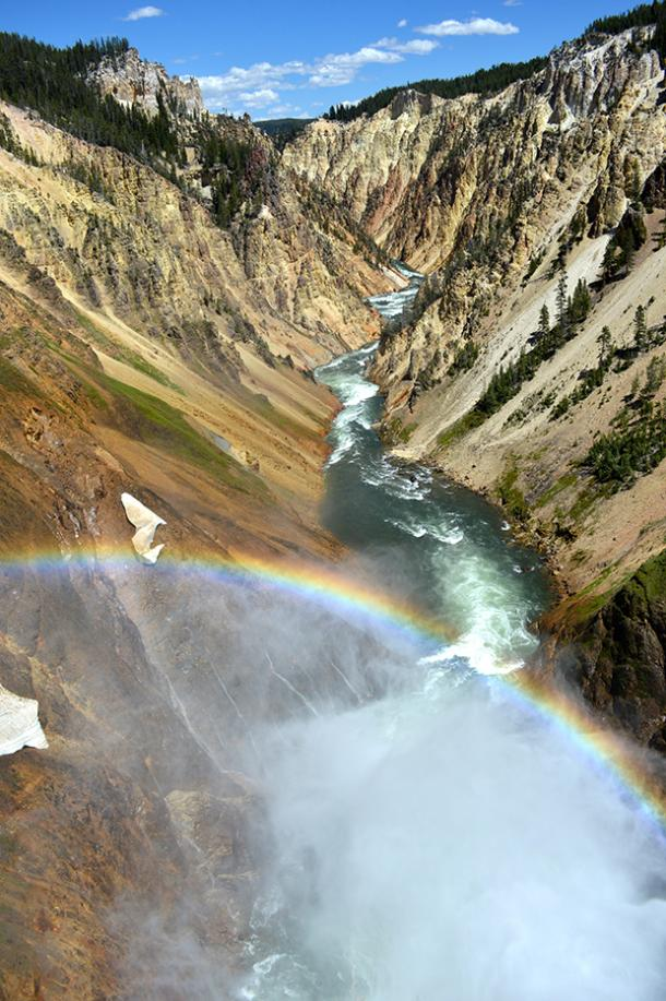 Yellowstone National Park 10 Best Summer Road Trip United States Travel Destinations For Families
