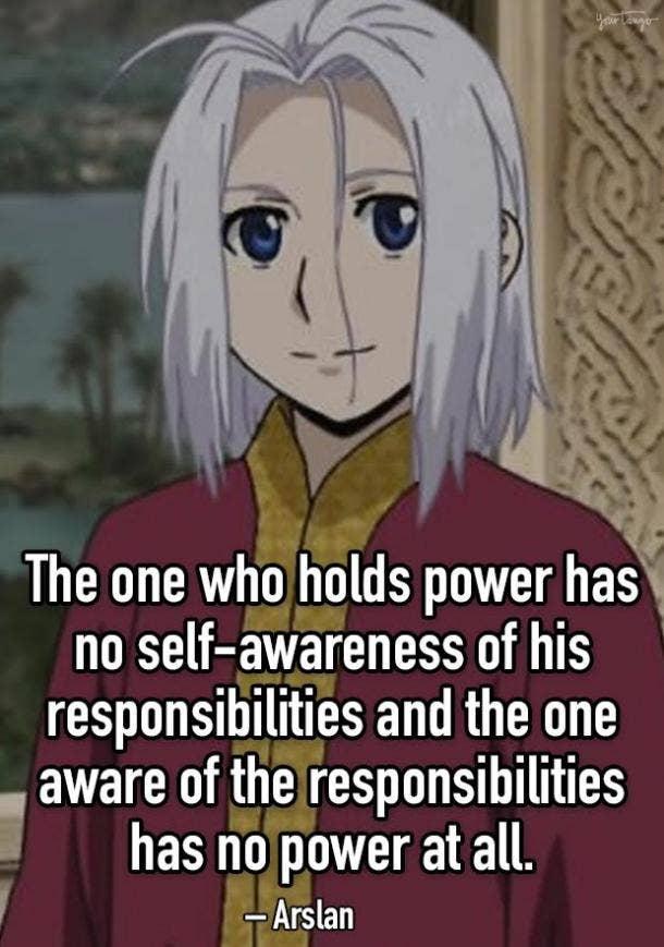 arslan anime quotes