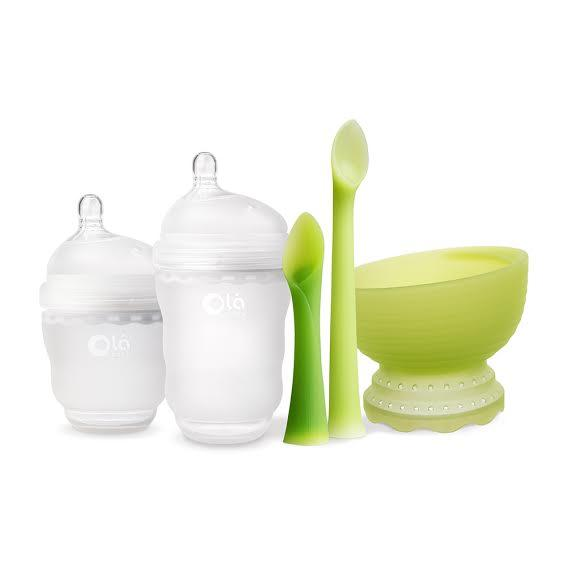 Olababy Essential Feeding Gift Set