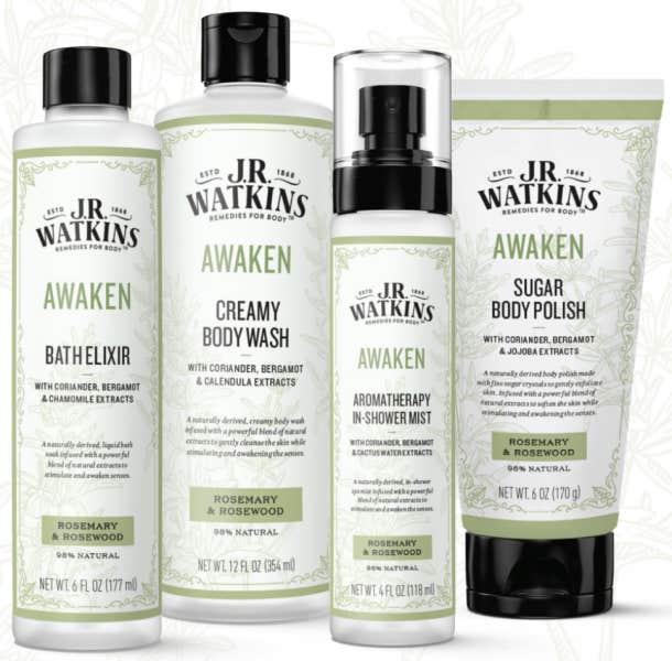 J.R. Watkins Awaken Regimen