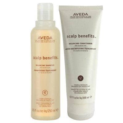 Aveda Scalp Benefits Balancing Shampoo and Conditioner Duo