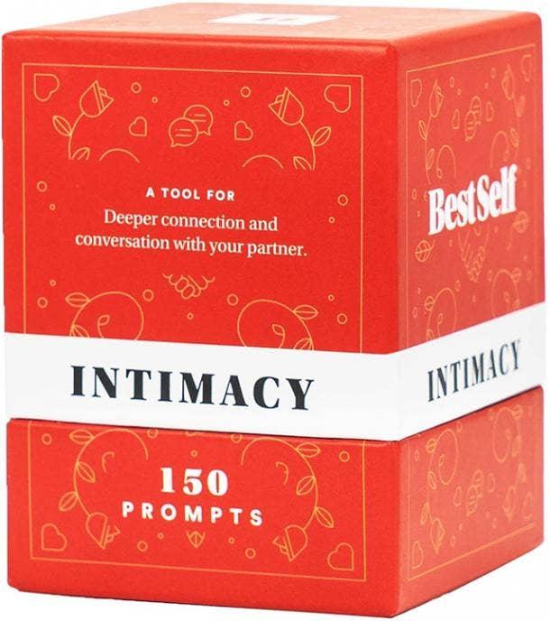 BestSelf Intimacy Deck