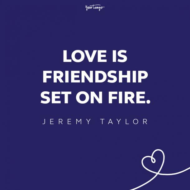 jeremy taylor love quote
