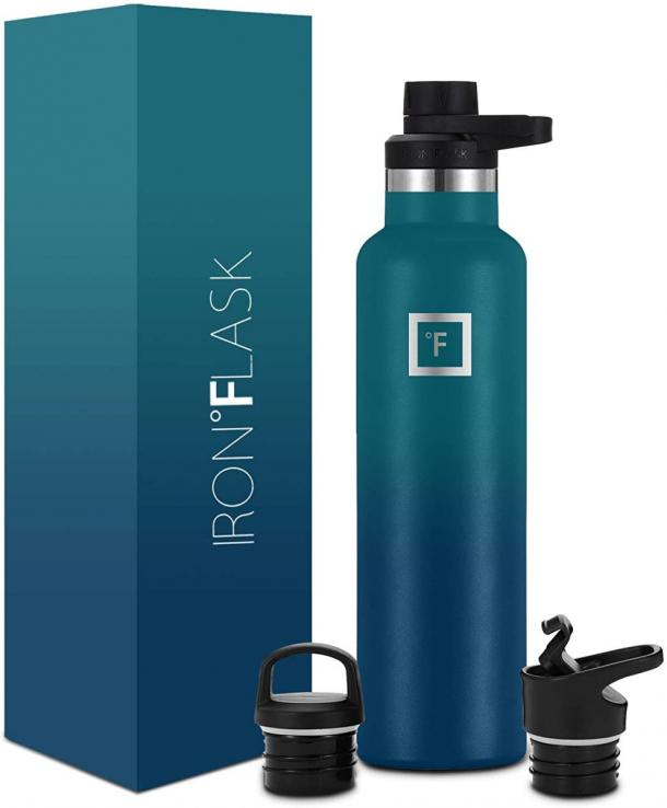 IronFlask Sports Water Bottle