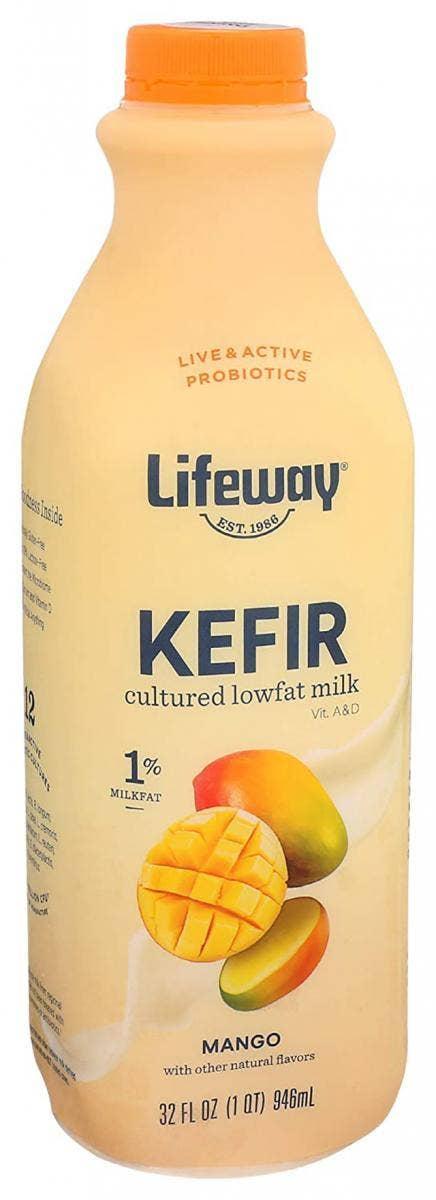 Lifeway Probiotic Low Fat Plain Kefir