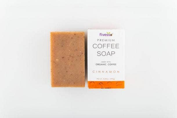 Fivesso Cinnamon Premium Soap Bar