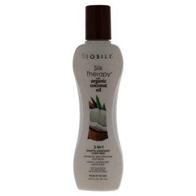 BioSilk Silk Therapy Coconut Oil 3-in-1