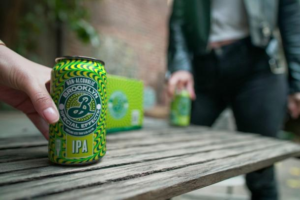 Brooklyn Brewery Special Effects Non-Alcoholic IPA