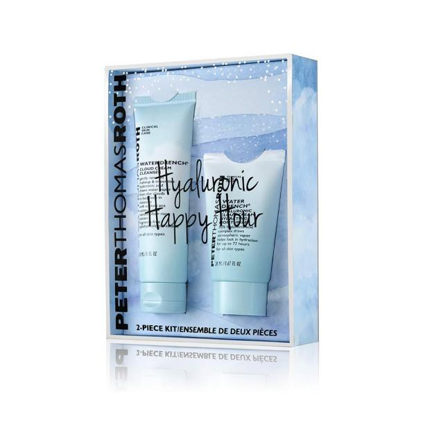 Peter Thomas Roth Hyaluronic Happy Hour 2 Pc Kit
