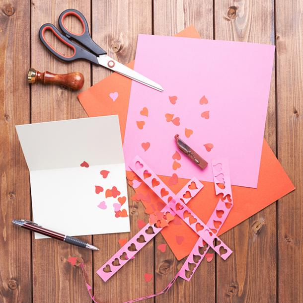 valentines day arts and crafts