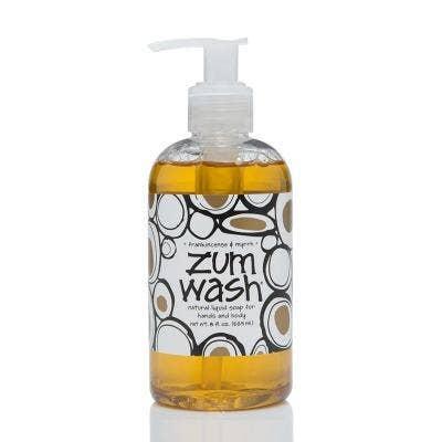 Indigo Wild Zum Wash with Frankincense & Myrrh