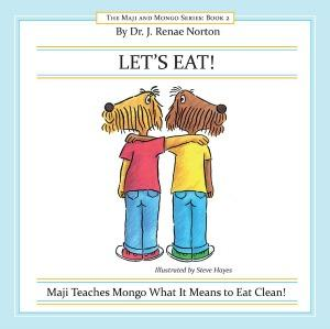 Maji Teaches Mongo What It Means to Eat Clean!
