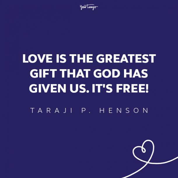 taraji p henson love quote