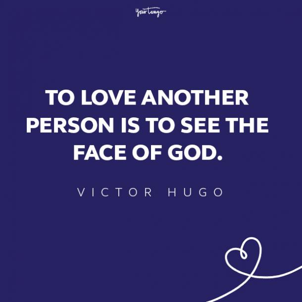 victor hugo love quote