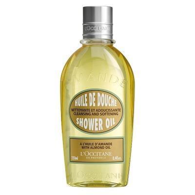 L'Occitane Cleansing and Softening Shower Oil