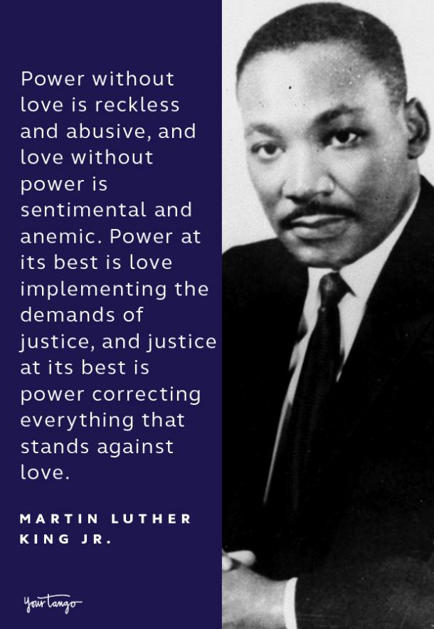 mlk jr quote on love