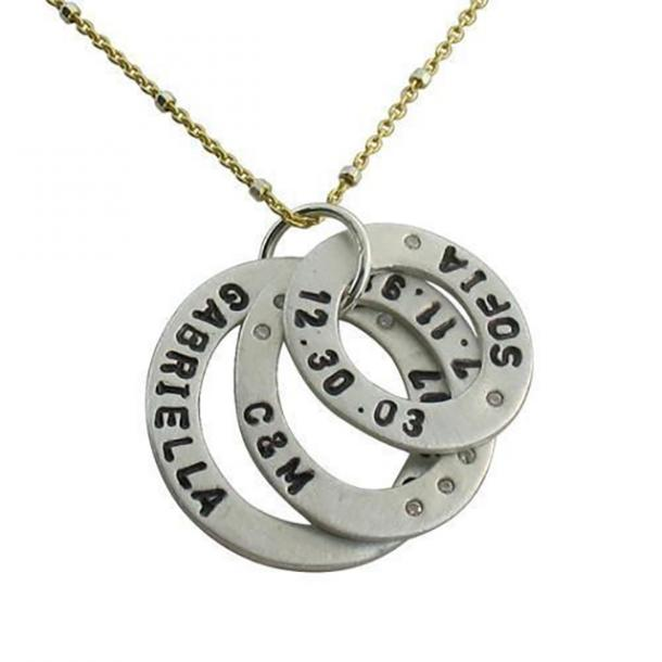 Isabelle Grace Jewelry Everlasting Love Necklace