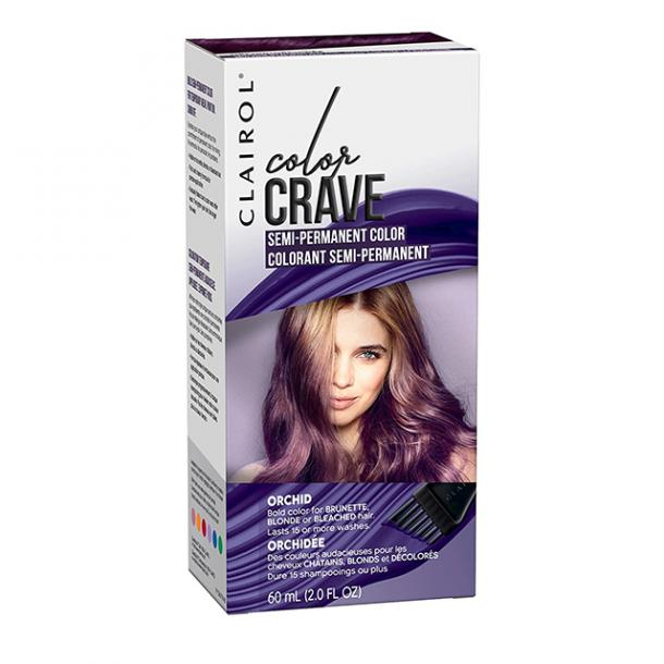 Clairol Color Crave Semi-Permanent Hair Color in Orchid