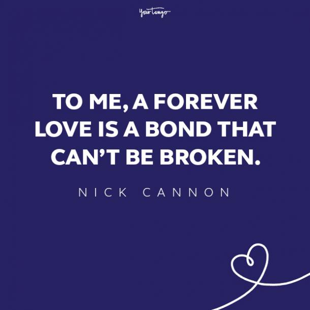 nick cannon love quote