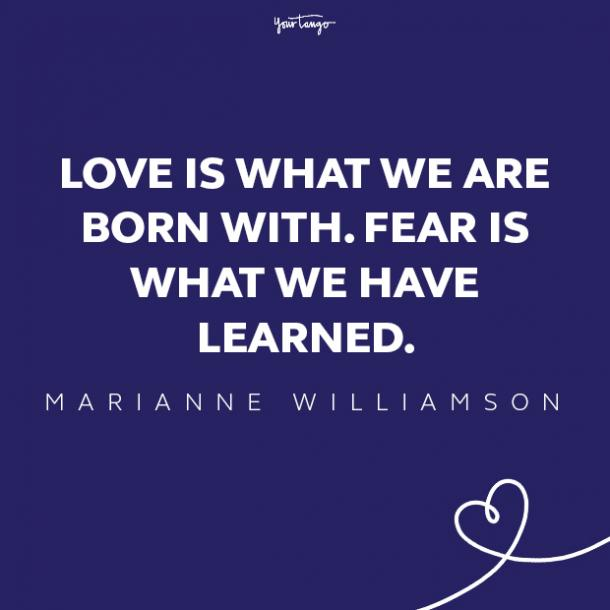marianne williamson love quote