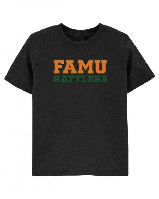 Carters HBCU collection FAMU shirt