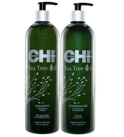 Chi Tea Tree Oil Shampoo & Conditioner Duo