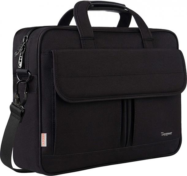 Water-Resistant Laptop Travel Bag