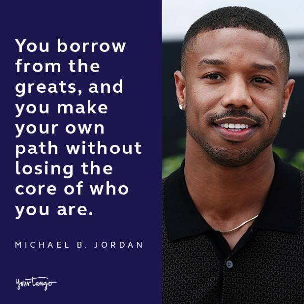michael b jordan quote