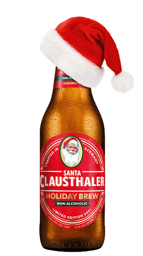 Santa Clausthaler Holiday Brew